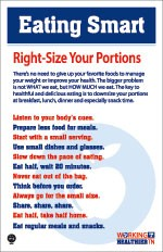 Right-size your portions
